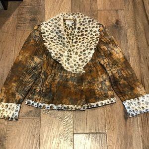Gorgeous Joseph Ribkoff short jacket